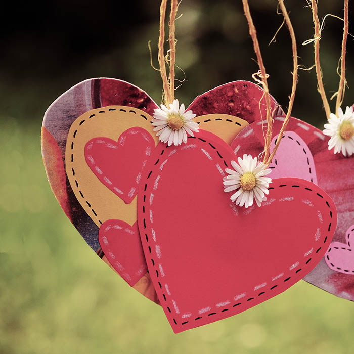selfmade Hearts
