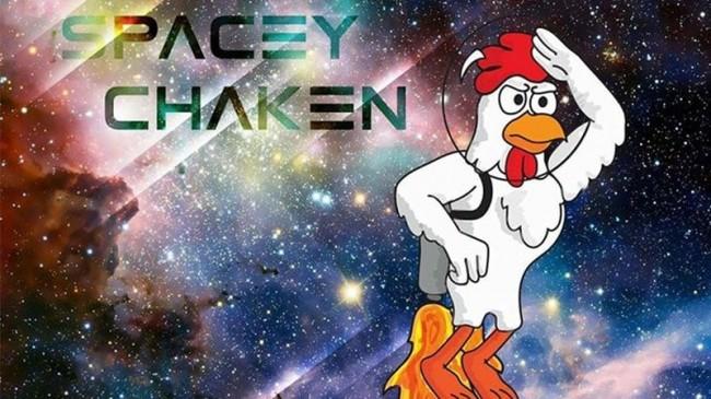 Spacey Chaken